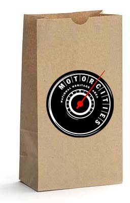 Brown Paper Lunch Bag MC