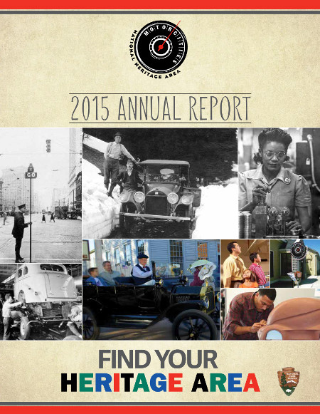 MotorCities Annual Report 2015
