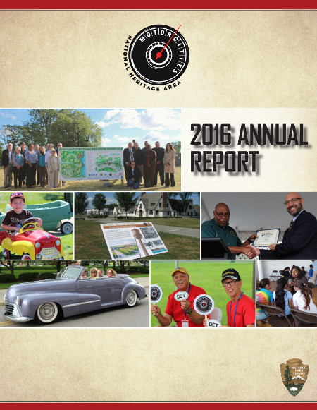 MotorCities Annual Report 2016