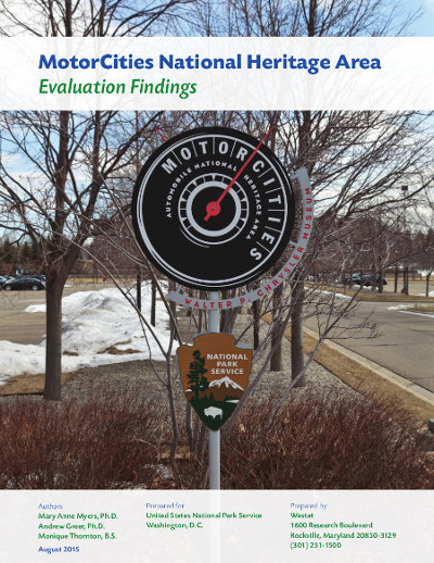 MotorCities Evaluation Findings