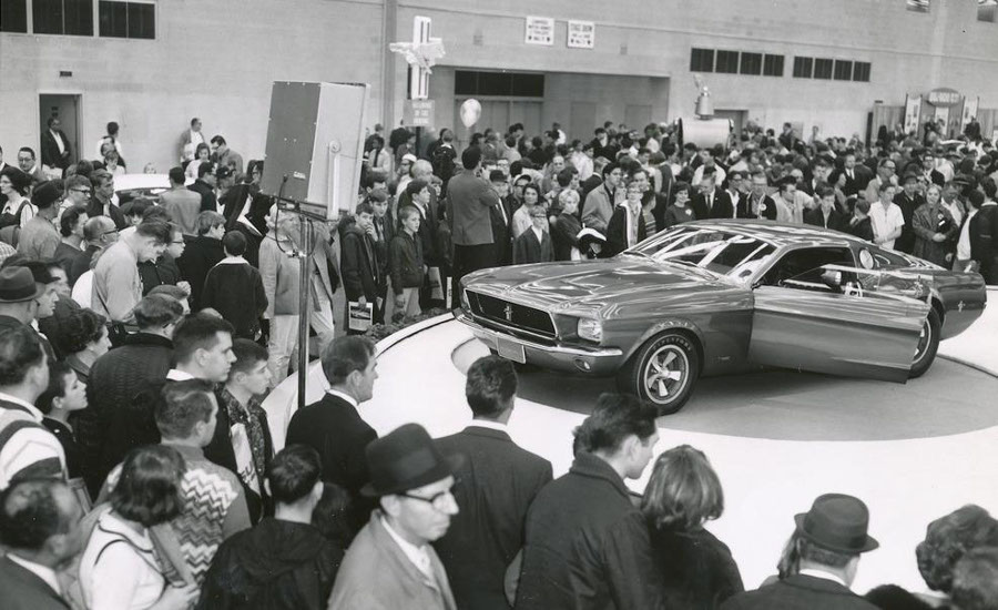 How Much Was A Mustang In 1960