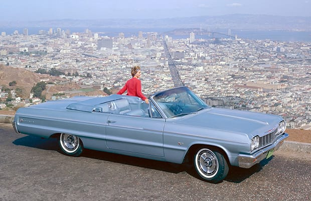 MotorCities - A Brief History of the Chevrolet Impala | 2019