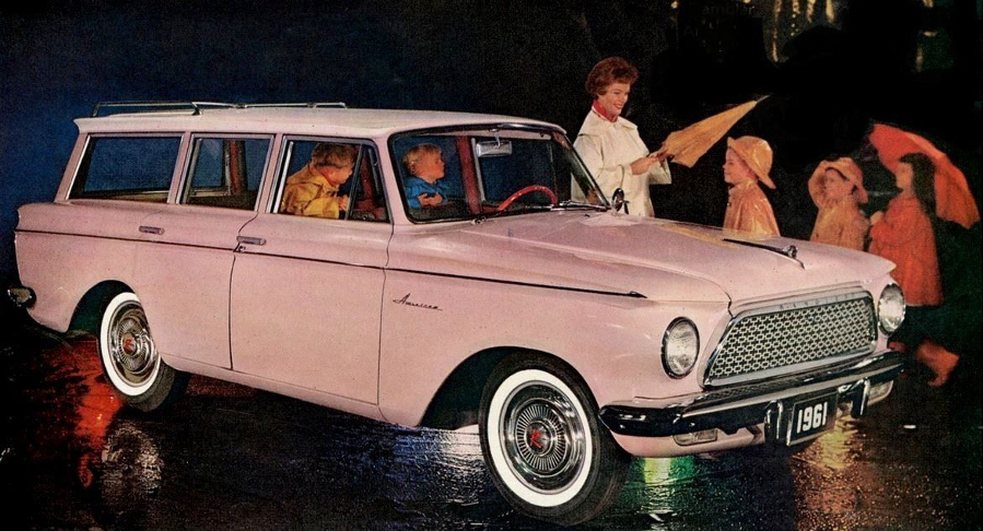 1961 Rambler American station wagon Robert Tate Collection 5 RESIZED