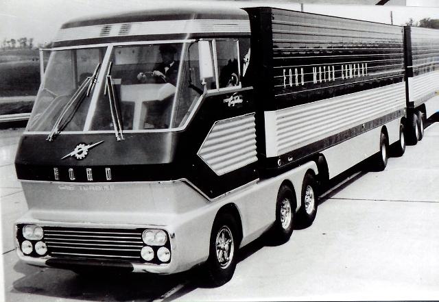 1964 Ford Turbine Truck 2