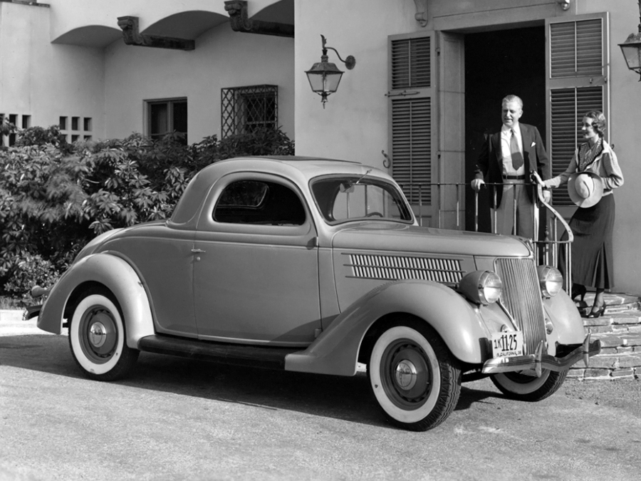 MotorCities - Remembering Ford's 1930s Classic Cars | 2018 | Story ...