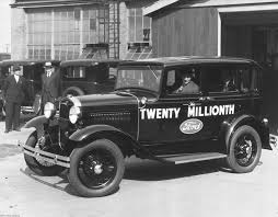 The 20 Millionth Ford 1931 Ford Model A Ford Motor Company 2