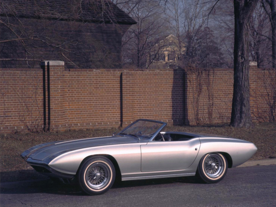 The Ford XP Bordinat Cobra concept car Ford Motor Company Archives RESIZED 1