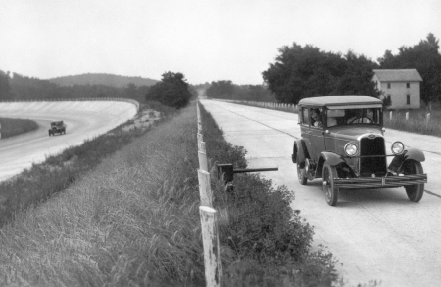 A 1920s photo of the Proving Grounds GM Media Archives RESIZED 2