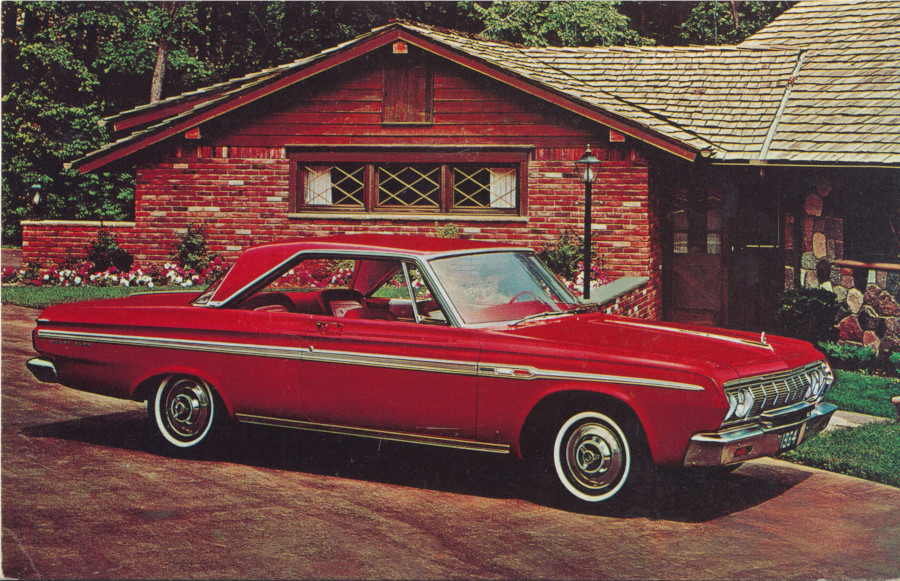 Motorcities The 1964 Plymouths Were Great Looking Designs 2019 Story Of The Week