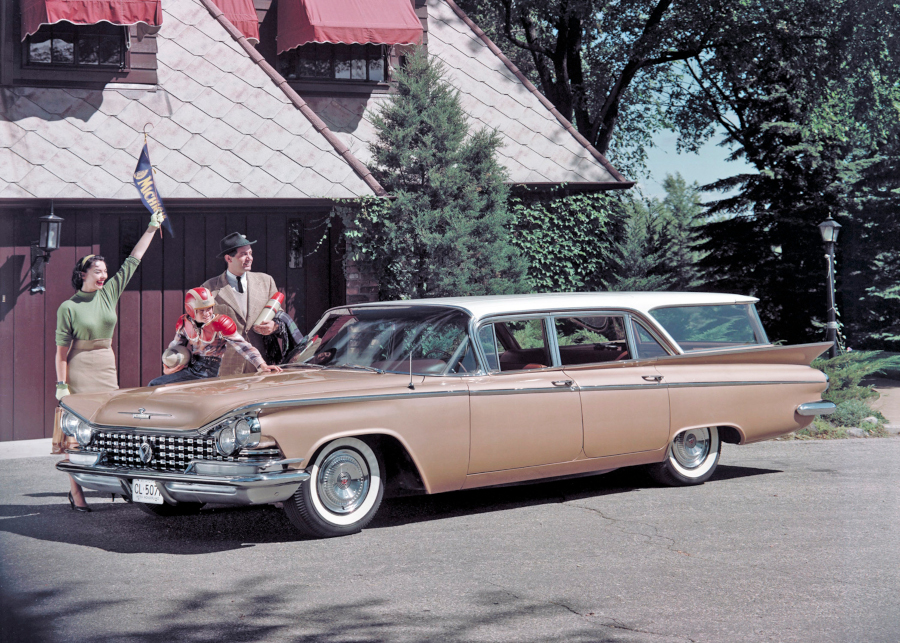 1959 Buick LeSabre Estate Wagon General Motors RESIZED 3