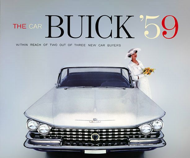 1959 Buick ad General Motors 6