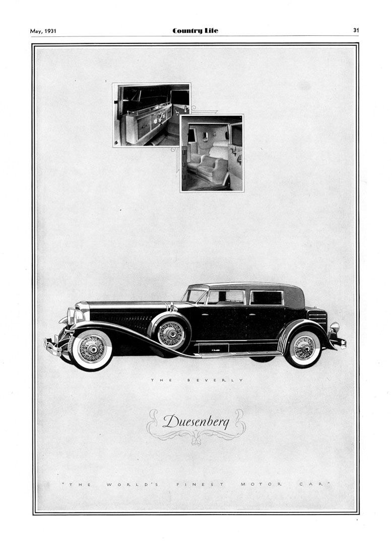 MotorCities - A Brief History of Duesenberg | 2019 | Story of the Week