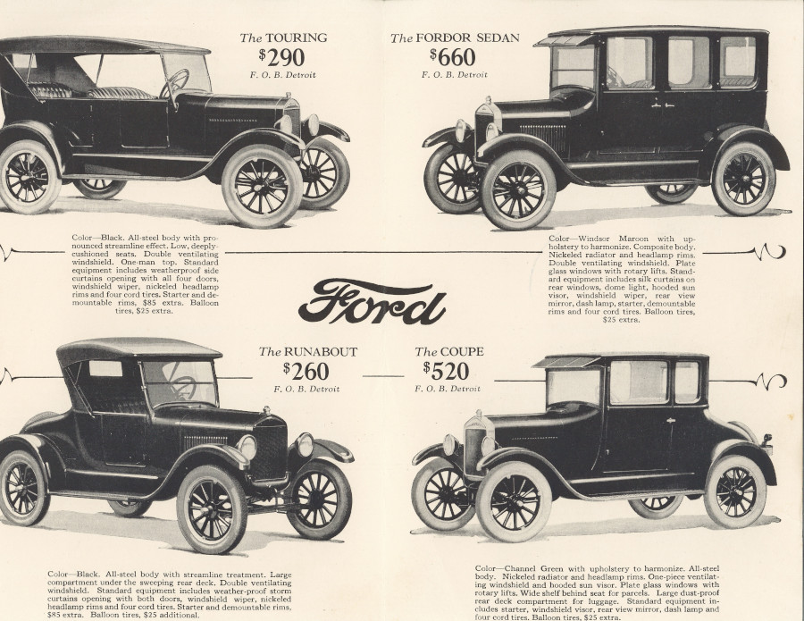 MotorCities - The Ford Model T Was an Iconic Automobile | 2019 | Story of  the Week