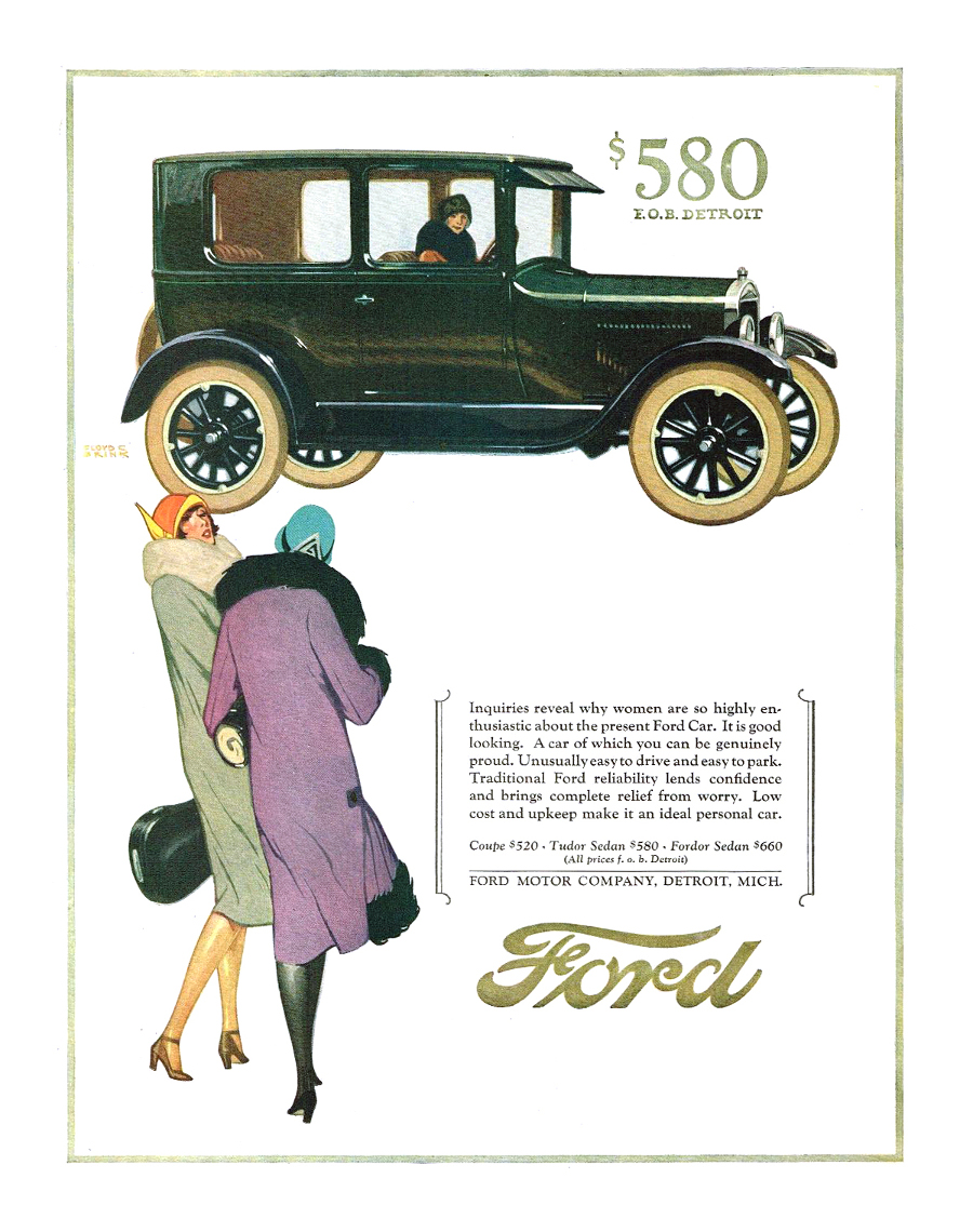 Motorcities The Ford Model T Was An Iconic Automobile 2019 Story Of The Week