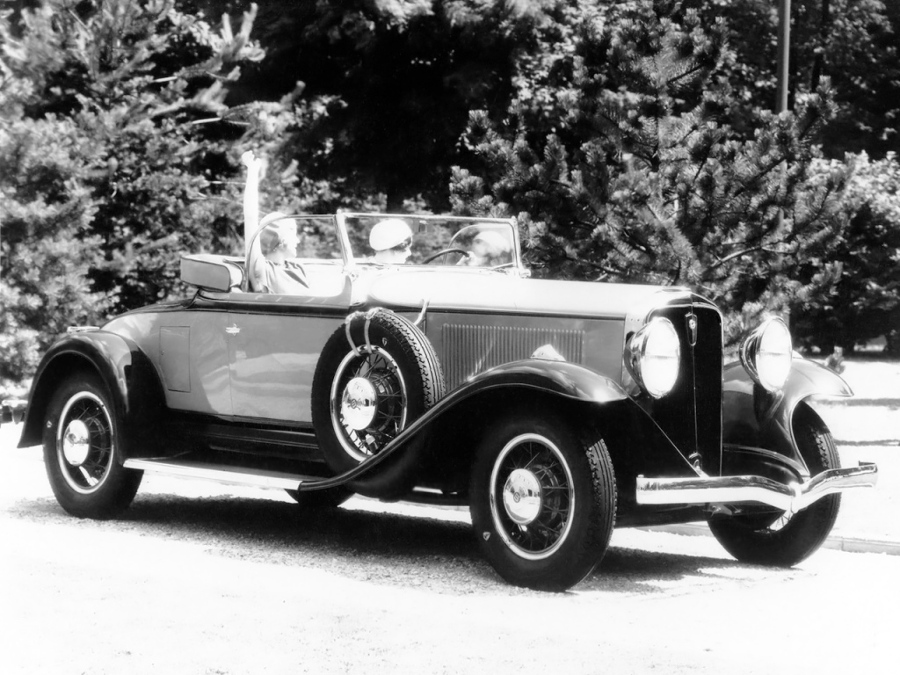 1931 Studebaker President Roadster 1 RESIZED Tate Collection