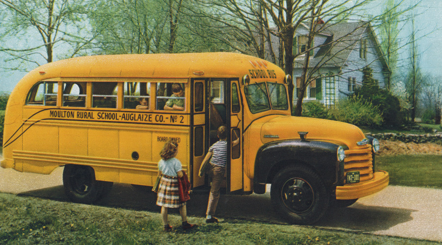 1948 Chevrolet School Bus Tate Collection RESIZED 5