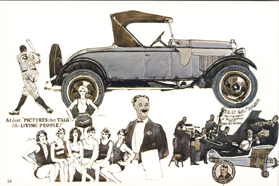 Chevrolet history 1920s from brochure 2 Tate Collection RESIZED
