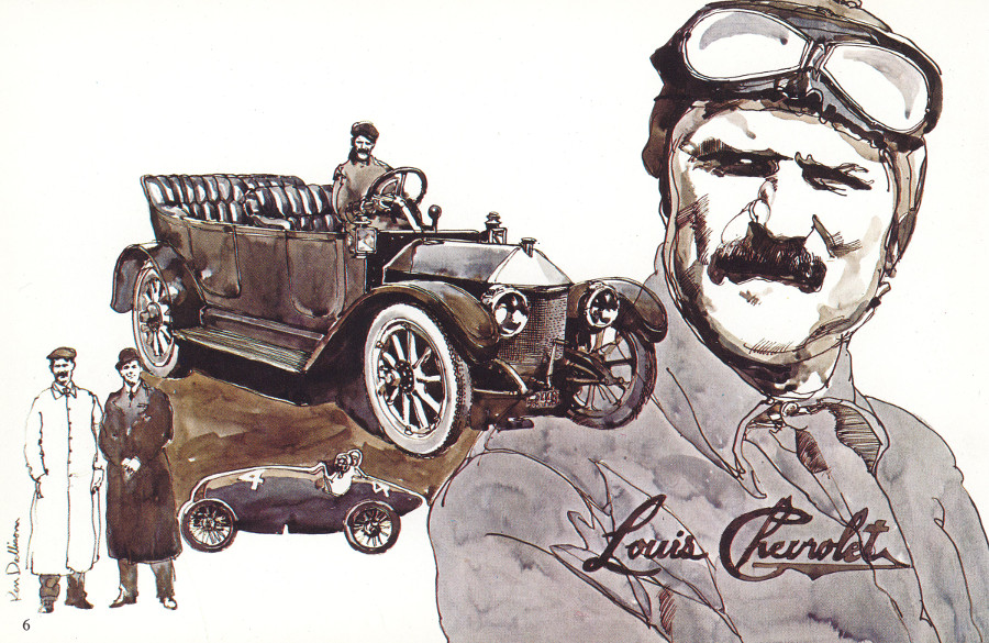 Louis Chevrolet from Chevrolet history brochure 1 Tate Collection RESIZED