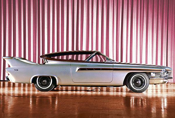1961 Chrysler Turboflite Concept Car Promotional Photo
