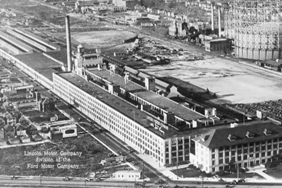 Lincoln Motor Company >> Motorcities Lincoln Motor Car Company