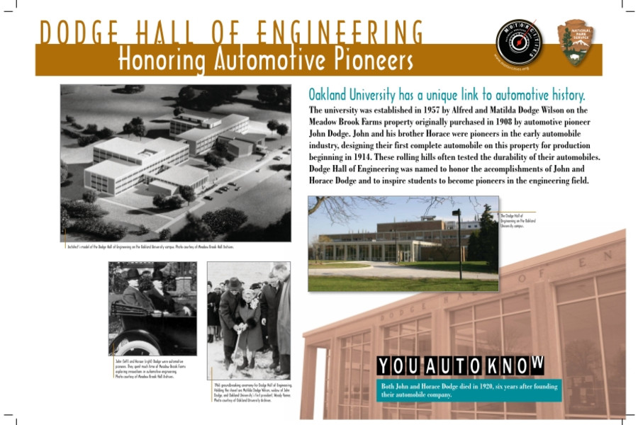 Dodge Hall of Engineering