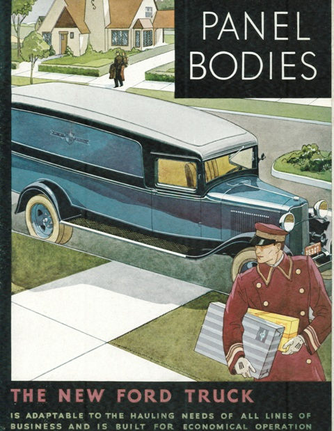 Motorcities Remembering Ford Trucks 1930 1934 2015
