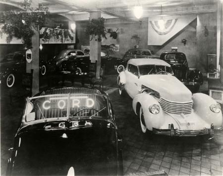 cord car dealership