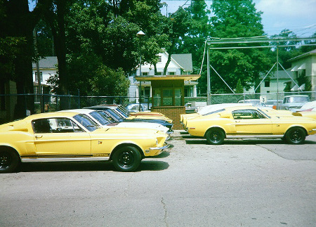MotorCities - The 1968 Shelby Mustang and the A O