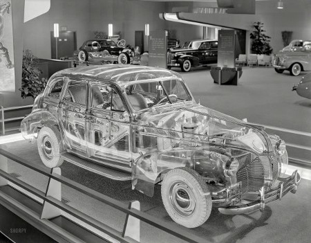MotorCities - Looking Back at the Pontiac Ghost Car   2017   Story